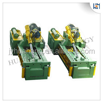 Simple Safe Waste Copper Aluminium and Metal Recycling Baler(Huahong)
