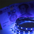 UV Ultra Violet Color 5m 300Leds waterproof SMD3528 led Strip lights