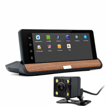 Full HD 1080 Manual Car Camera DVR , Touch Screnn GPS Navigation Support 3G Network