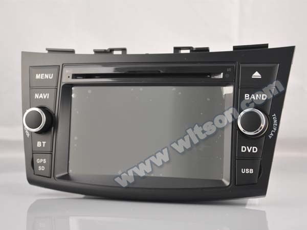 WITSON ANDROID 4.4 FOR SUZUKI SWIFT FACTORY PRICE CAR DVD WITH CAPACTIVE SCREEN BLUETOOTH RDS 3G WIFI