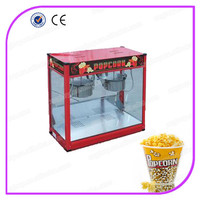 hot sale 16OZ electric popcorn machine/commercial corn popping machine