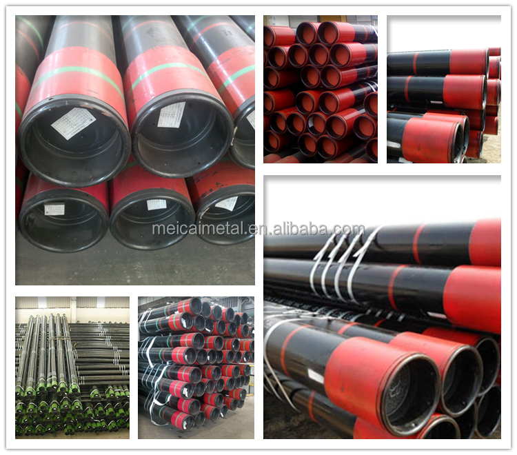 china wholesale API5CT casting tube /oil gas well drilling pipe