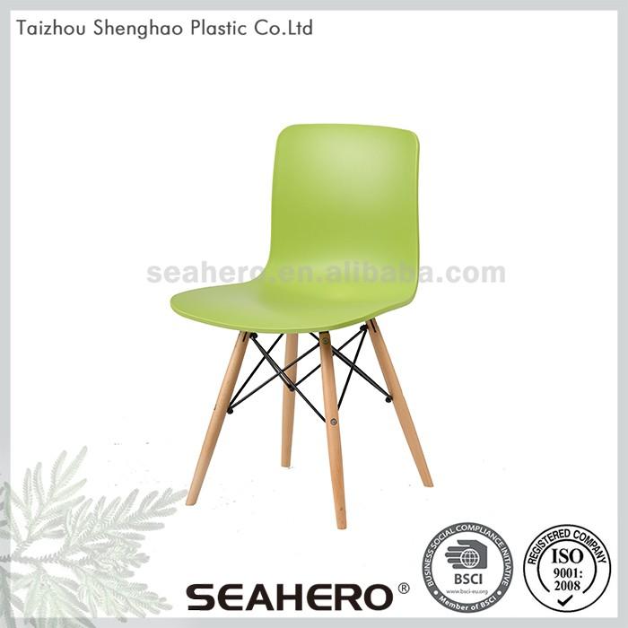 Nueva llegada silla de comedor el ltimo dise o de for Sillas plastico diseno