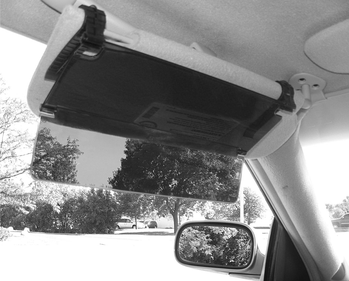 Car Sun Glare Visor