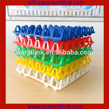 30 Holes HDPE Plastic Stacking and Nesting Egg Tray