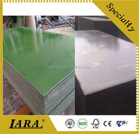 High quality 18mm 1250*2500mm film faced plywood with logo/mela direct sale