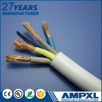 Top House Wiring Cable 3*1.5mm 300/300V electrical wire