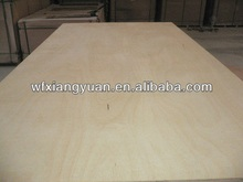 poplar /pine/birch veneered 2.5-30 mm plywood
