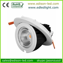 DALI Dimming LED Downlight , Fully Adjustable COB LED Downlight , SAA CE Approved COB LED Downlighting