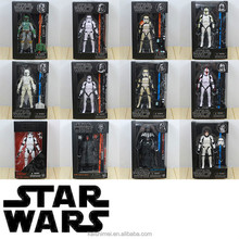 6 inch Action figure Star War Plastic toys