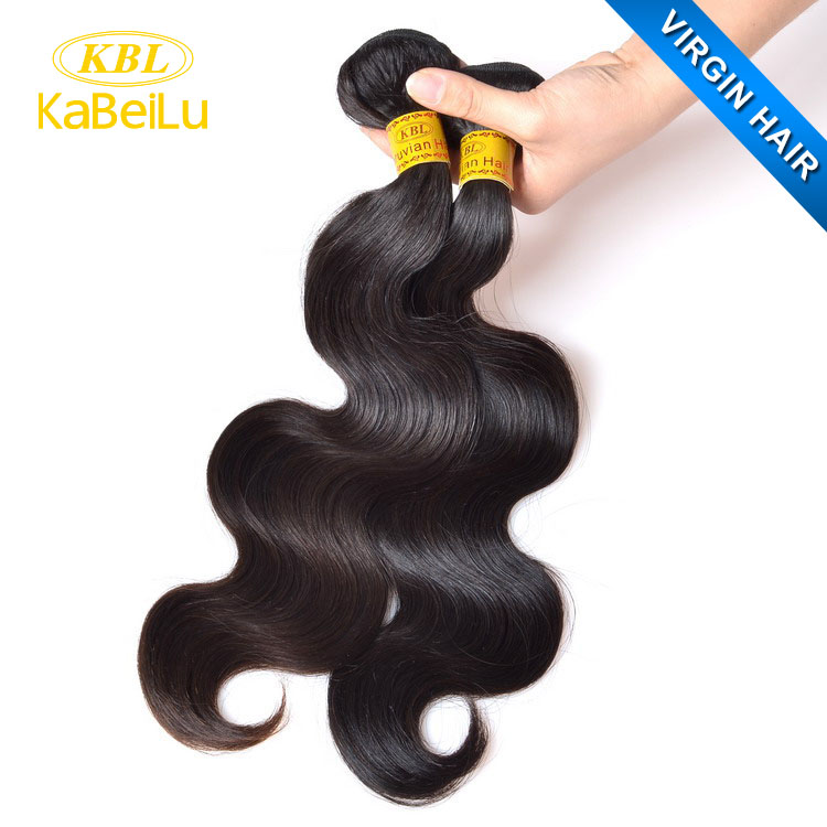 Free sample unprocessed virgin peruvian hair bundles,remy hair 10A grade peruvian virgin hair,wholesale peruvian human hair