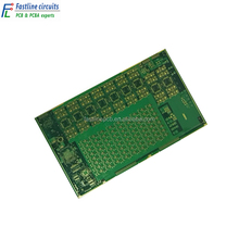 Multilayer HDI PCB, Halogen-free Board on Motor PCB and Driver PCB