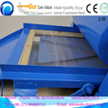 Factory supply mealworm,insects size selecting machine,tenebrio molitor