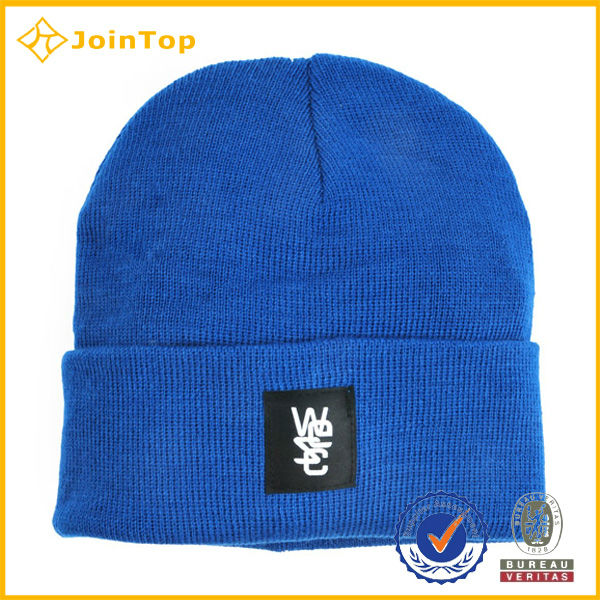 Promotion Custom knit toques