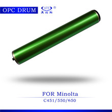 Top quality reasonable price fuji opc drum C451 C650 C550 for Minolta photocopy machine