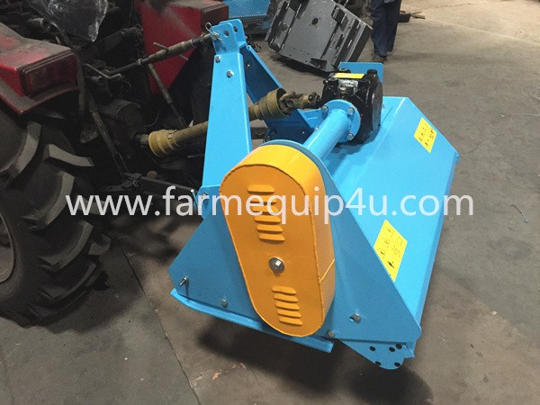 Tractor 3-Point Flail Mower/Mulcher EFGC105 with Y blade or Hammer Blade Optional