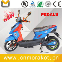 60V 800W powerful sport cruiser style adult Electric Scooter/Electric Bike with pedals -- TTX