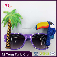 Party City Event Parrot Birds Sun Glasses For Babies Kids