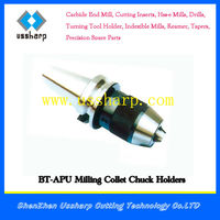 High Quality BT40 Integrated Keyless Drill Chuck,BT-APU Drill Chuck Holder