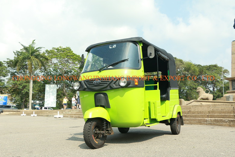 Li battery electric three wheeler/tricycle/rickshaw