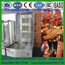 2016 high quality stainless steel rotary grill machine