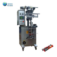 Back Sealing Automatic Pouch Packing Machine for Packing Powder