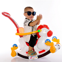 Multifunctional Promotion 3 In 1 Pusher Swing Baby Activity Walker for Kids