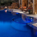 PG Underwater Windows Acrylic Swimming Pool Outdoor