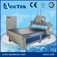 cnc rotary router/ 2d 3d cheap 6 axis cnc router