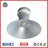 Hotsale IP67 45/60/90/120degree beam angle CE & RoHS CREE meanwell driver saa high bay light