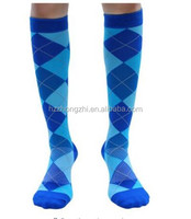 Compression Socks (1 Pair) 20-30mmHg Graduated - Best For Running, Athletic Sports, Crossfit, Flight Travel (Men & Women)