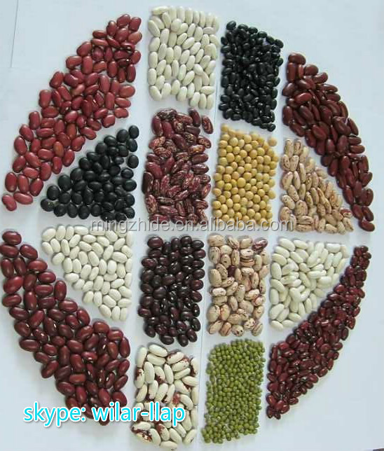 2014 crop Red/White/Black/Light Speckled Kidney Beans.
