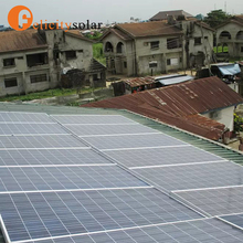 Good price home solar panel system 5kw