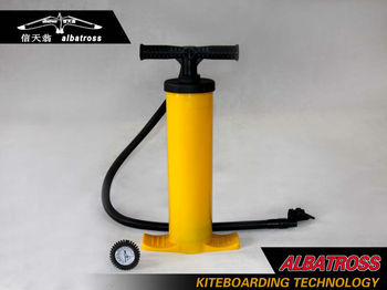 kiteboarding pump