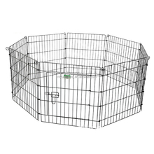 animal metal outdoor folding portable dog fence