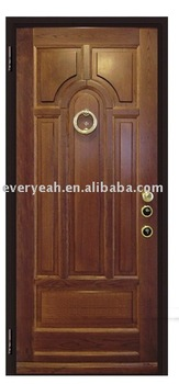 Armored door with Italy style for exterior door