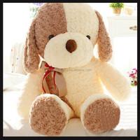 cute soft toy big head dog plush stuffed toys