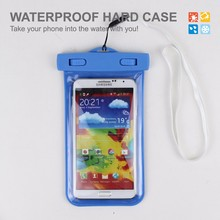 China Factory Hot Selling Pvc Waterproof Phone Case For Outdoor Sports