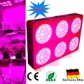 LED Grow Plant Light 300w Greenhouse Indoor Hydroponic Grow Lighting 9 Band