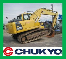 Japanese Used Excavator For Sale Komatsu PC 200 - 8 <SOLD OUT>