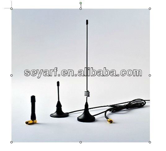 [Manufactory]GSM/CDMA/GPRS/3G indoor magnetic antenna SMA