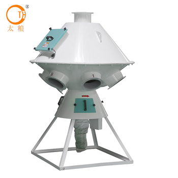 industrial mass production Best price vibrating rotary screener malaysia Customized