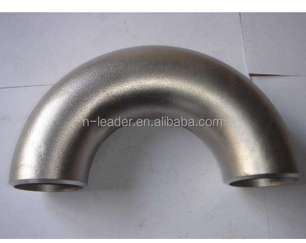 180 degree stainless steel Elbow