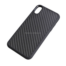 carbon fiber phone case design accessories mobile phone cases for iphone X