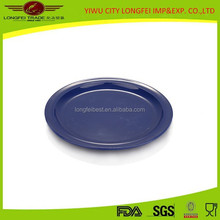 China Supplier New Design Flat Melamine Tableware