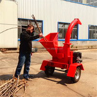 Garden Wood Chipper Shredder Tools TC4 chipping machinery