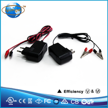 CE UL approval china OEM factory cheap price motorcycle / smart car lead acid battery 12v charger