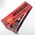 wholesale cheap euro knitted jacquard 100% acrylic factory soccer fan bar scarf