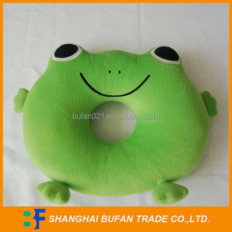 China factory price promotional hot sale round cushion satin