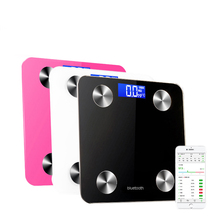 The newest android or ios bluetooth scale with wifi body fat scale
